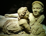 Sarcophogus - Etruscan couple