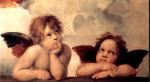 Divine captives - Raphael